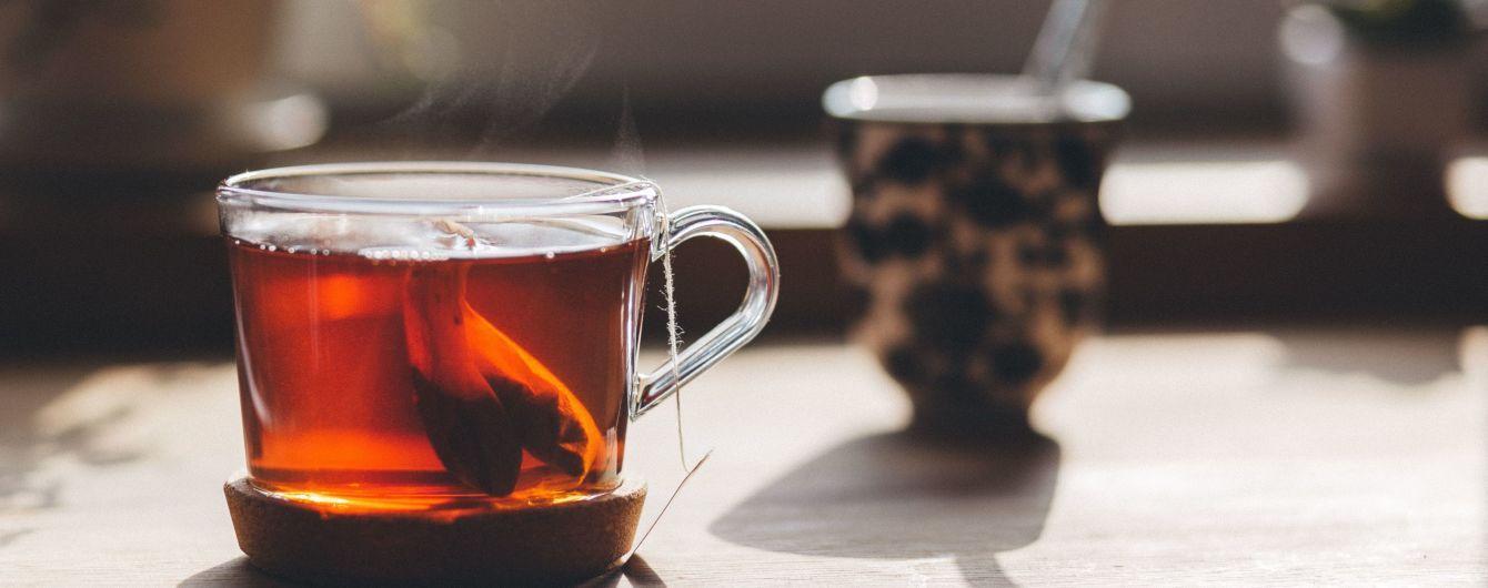 Ученые узнали, что чай в пакетиках опасен для организма
