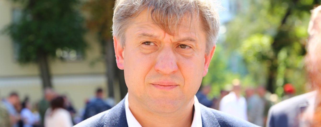 НАПК нашло недостоверности в декларациях Данилюка