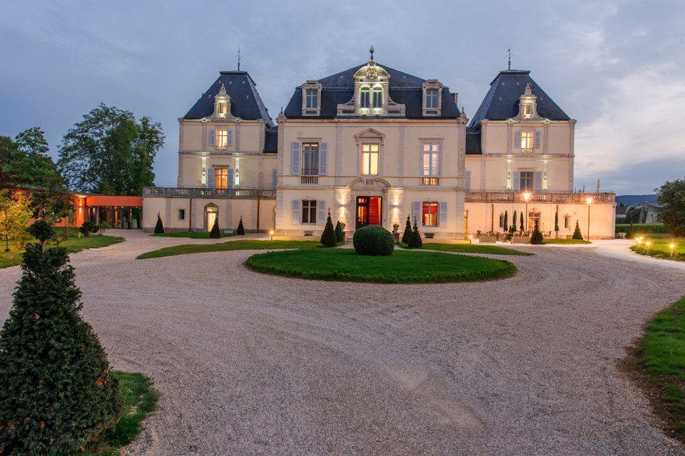 Chateau de Citeaux La Cueillette