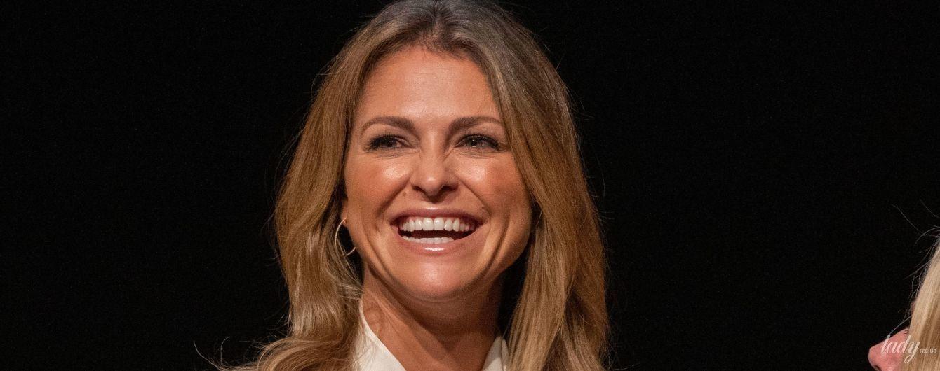 Рідкісний вихід у світ: шведська принцеса Мадлен на презентації книжки