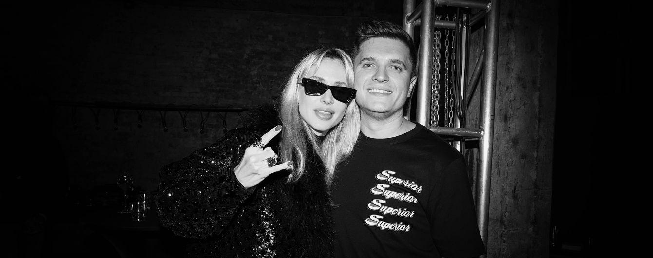 Світлана Лобода засвітилася у Києві на дні народження зіркового друга