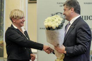 Порошенко обещает вознаграждение до 3 млн грн за информацию о нападавших на Гонтареву