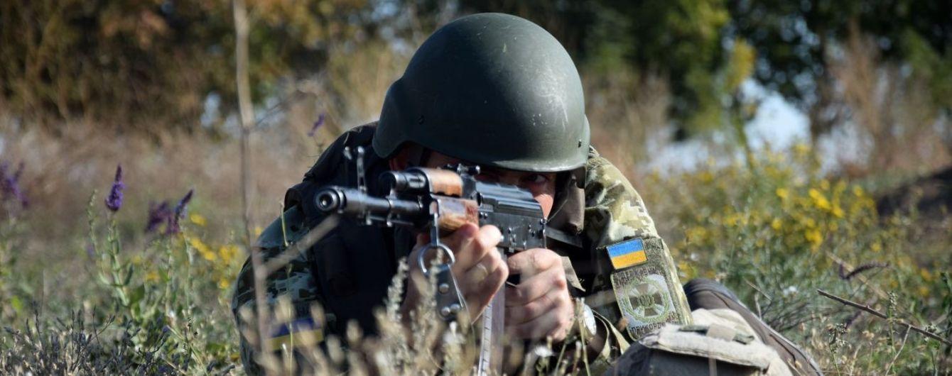 Неделя на передовой началась без потерь среди украинских бойцов. Ситуация на Донбассе