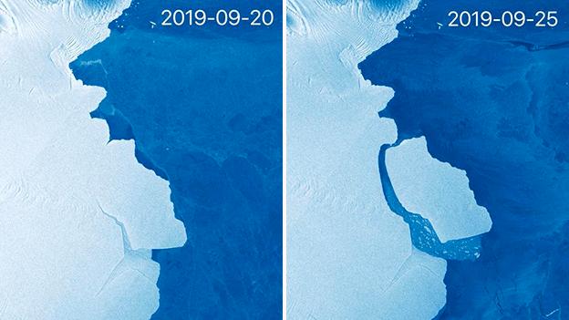 Айсберг великий