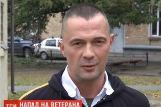 Ветеран АТО, которого избили в Киеве из-за его гомосексуальности, не жалеет о каминг-ауте