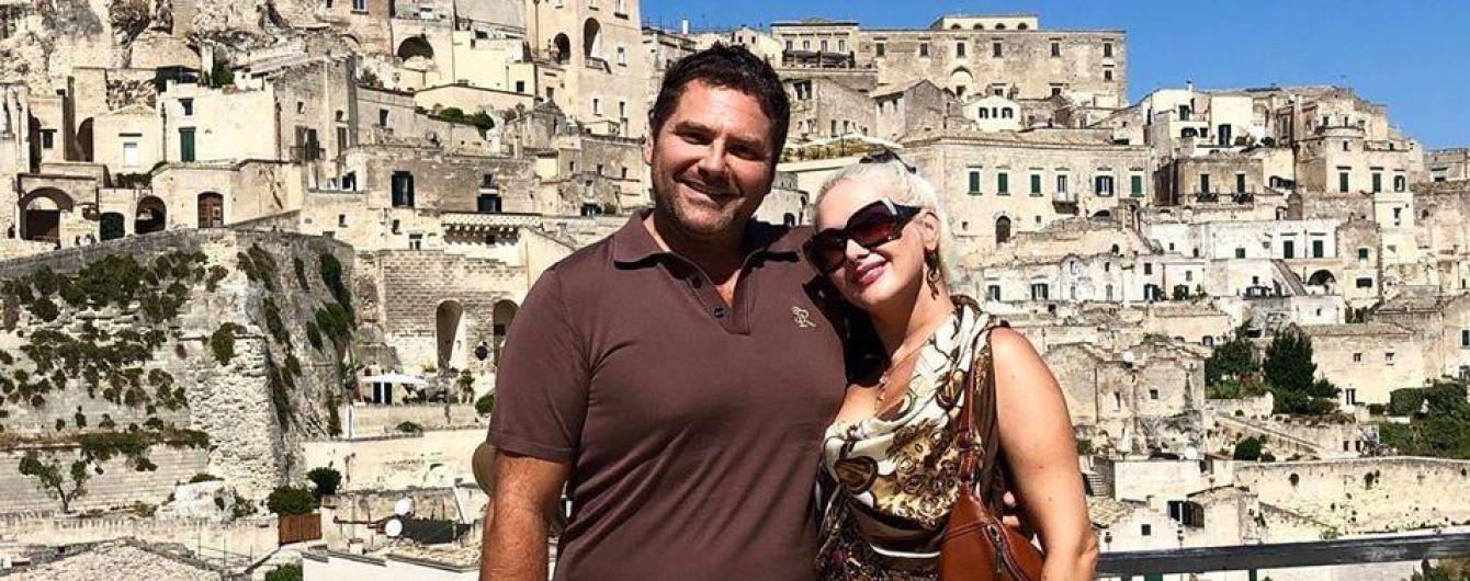 Стильні луки і екзотична страва: Катерина Бужинська показала світлини з італійських канікул