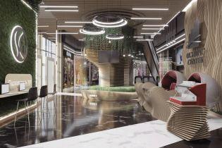 Олімпік парк – жк з торговельним і офісним центром нового покоління Olympic Centr