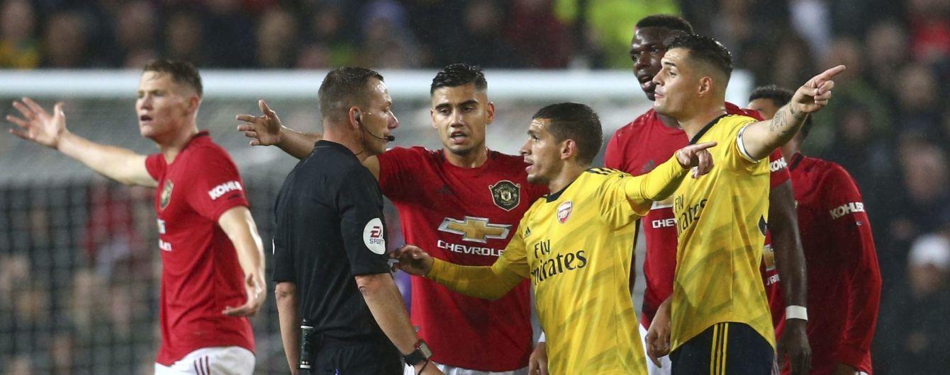 """""""Манчестер Юнайтед"""" показал свой худший результат в Англии за 30 лет"""