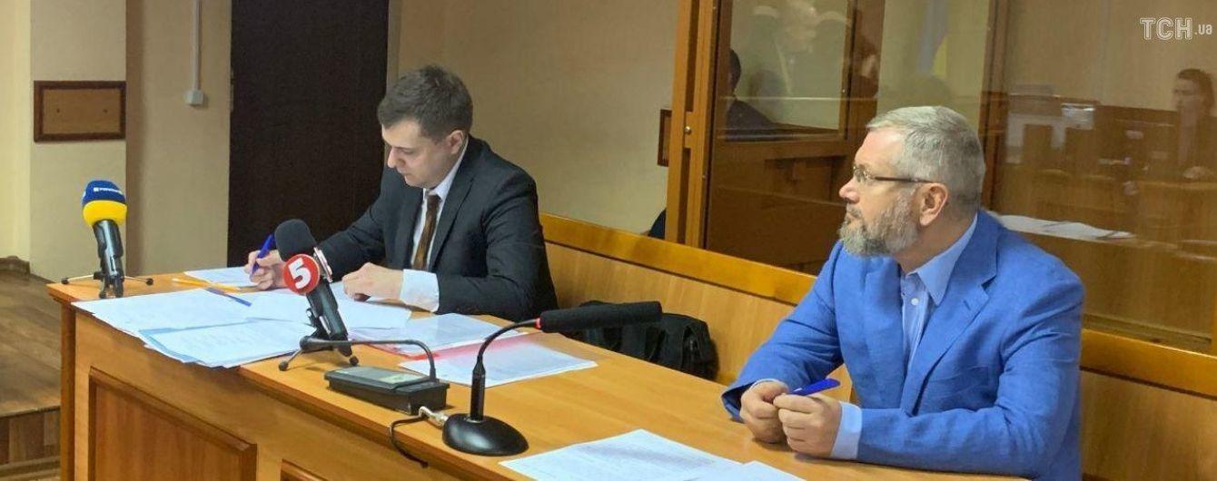 Суд не изменил меру пресечения экс-нардепам Вилкулу и Колесникову