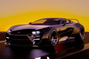 Дизайнер Honda показал Toyota, какой должна стать культовая Supra