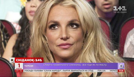 Бритни Спирс попросила поклонников не забывать о ней