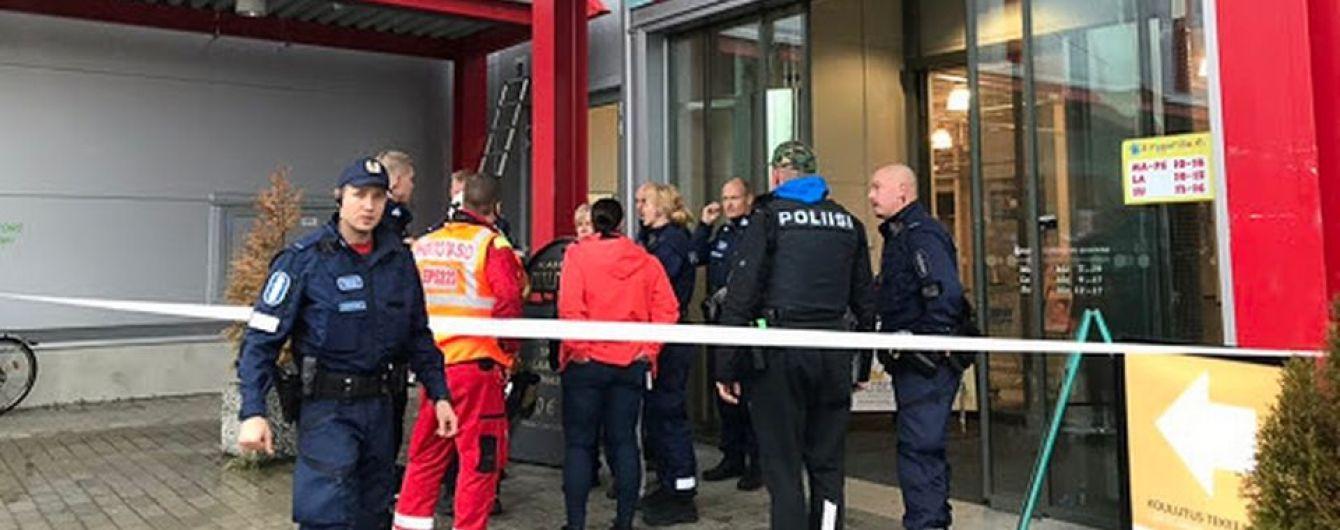 В Финляндии вооруженный мужчина устроил резню в колледже. Есть жертвы