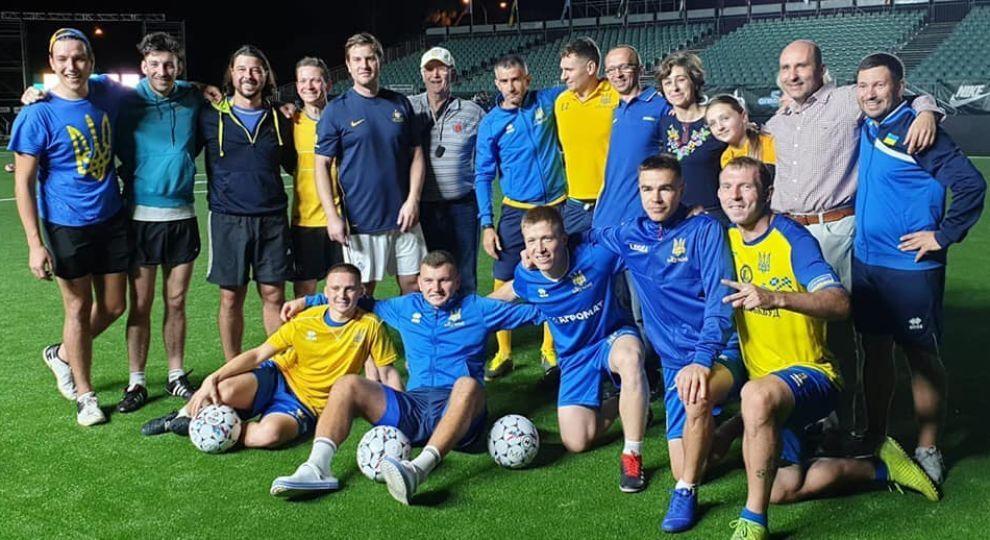 Мини футбол украина испания результаты