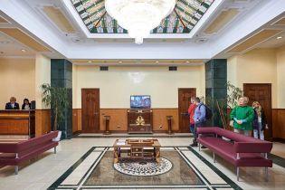На киевском железнодорожном вокзале открыли зал отдыха для военных