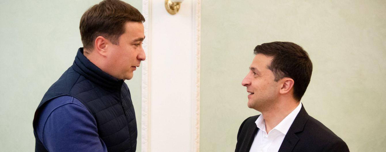 Зеленский назначил своего уполномоченного по земельным вопросам