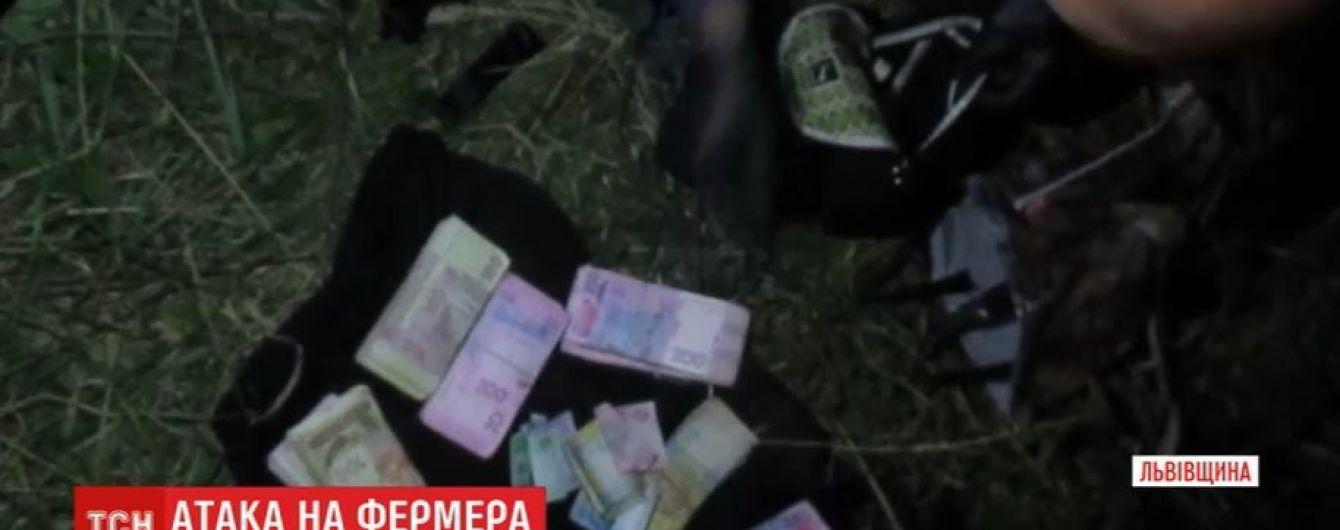 На Львовщине нападавшие проломили польскому фермеру череп, требуя наличные