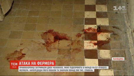 На Львівщині затримали підозрюваних у нападі на 57-річного поляка-фермера
