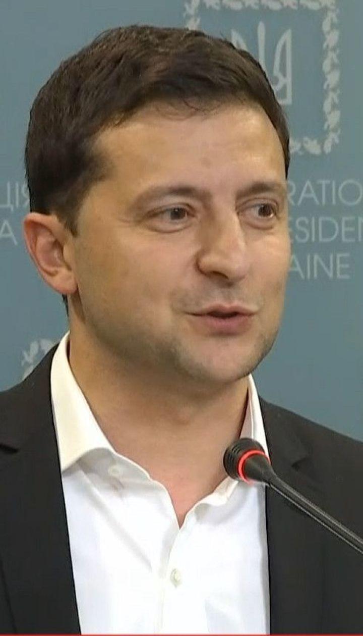 Зеленский заявил о достижении договоренностей по установлению мира на Донбассе