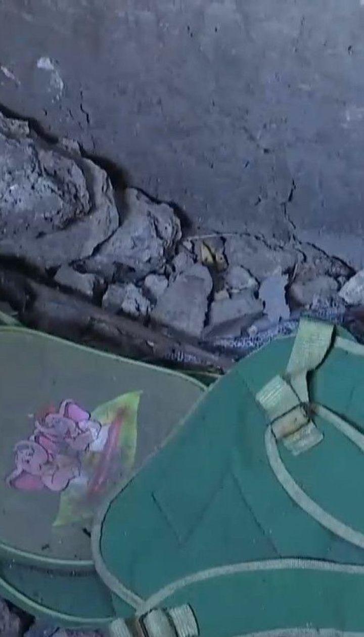 Причиною падіння 14-річної дівчини з недобудови у Маріуполі поліція вважає самогубство