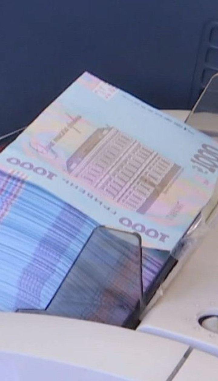Купюри номіналом в тисячу гривень з'являться в обігу вже наприкінці жовтня