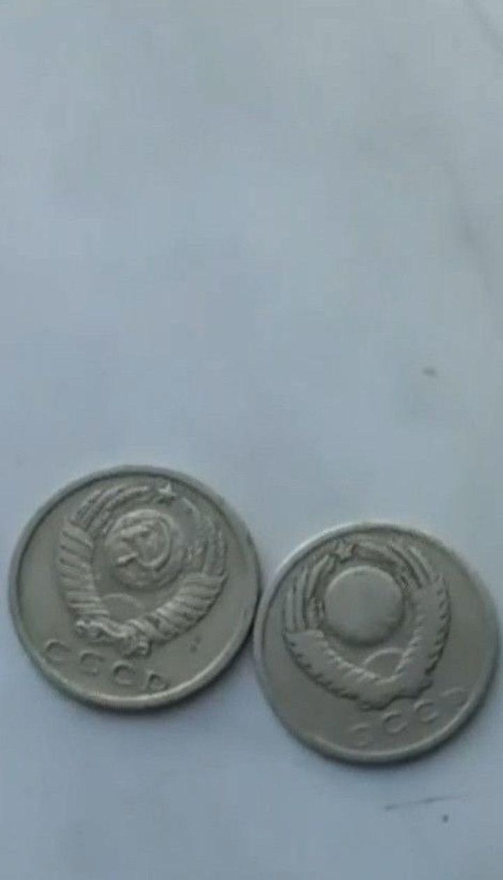 На сумском железнодорожном вокзале вместо жетонов в камеру хранения выдают советские монеты