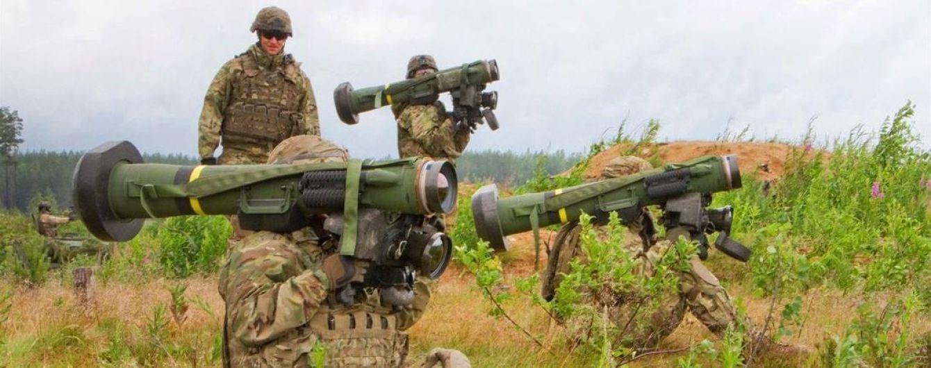 Конгрес США погодив допомогу Україні зброєю на $ 39 мільйонів – ЗМІ