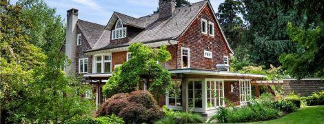 Дом, в котором застрелился Курт Кобейн, выставили на продажу