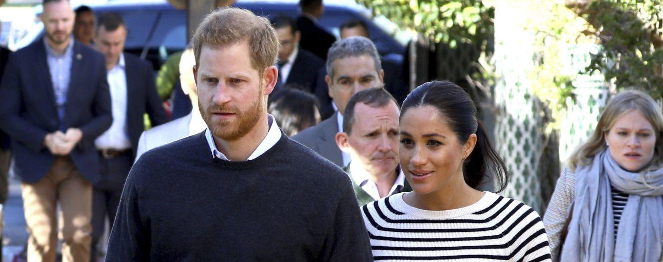 Экологи объявили войну принцу Гарри и Меган