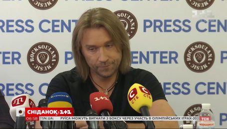 Олег Винник прокомментировал свое присутствие в видеоролике со звездами - сторонниками Путина