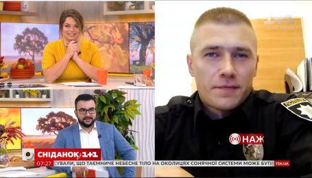 Патрульный Алексей Оленин рассказал, как ему удалось отговорить от самоубийства 23-летнего парня