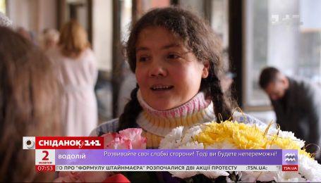 В Житомире открылась выставка уникальной художницы Божены Чагаровой