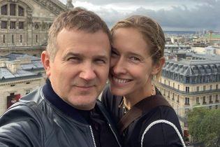 Уикенд в Париже: Осадчая и Горбунов показали романтические снимки
