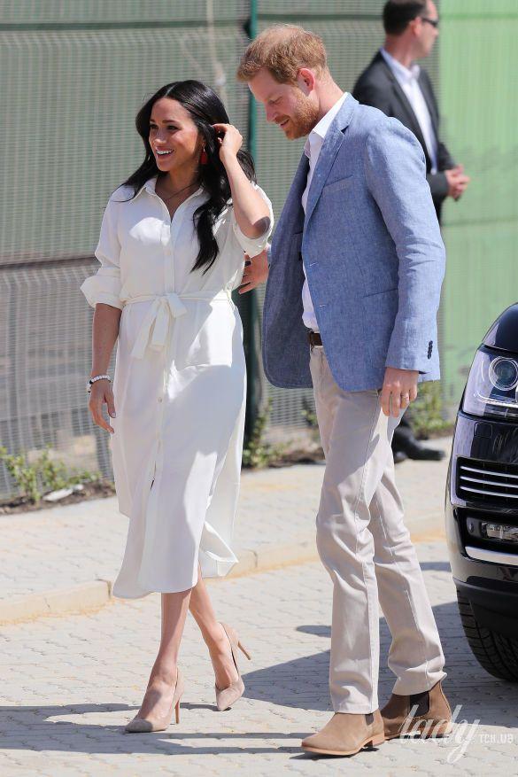 Герцогиня Меган и принц Гарри_1