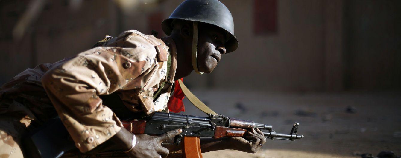 Бойовики атакували малійських військових: 25 загиблих, ще 60 зникли безвісти