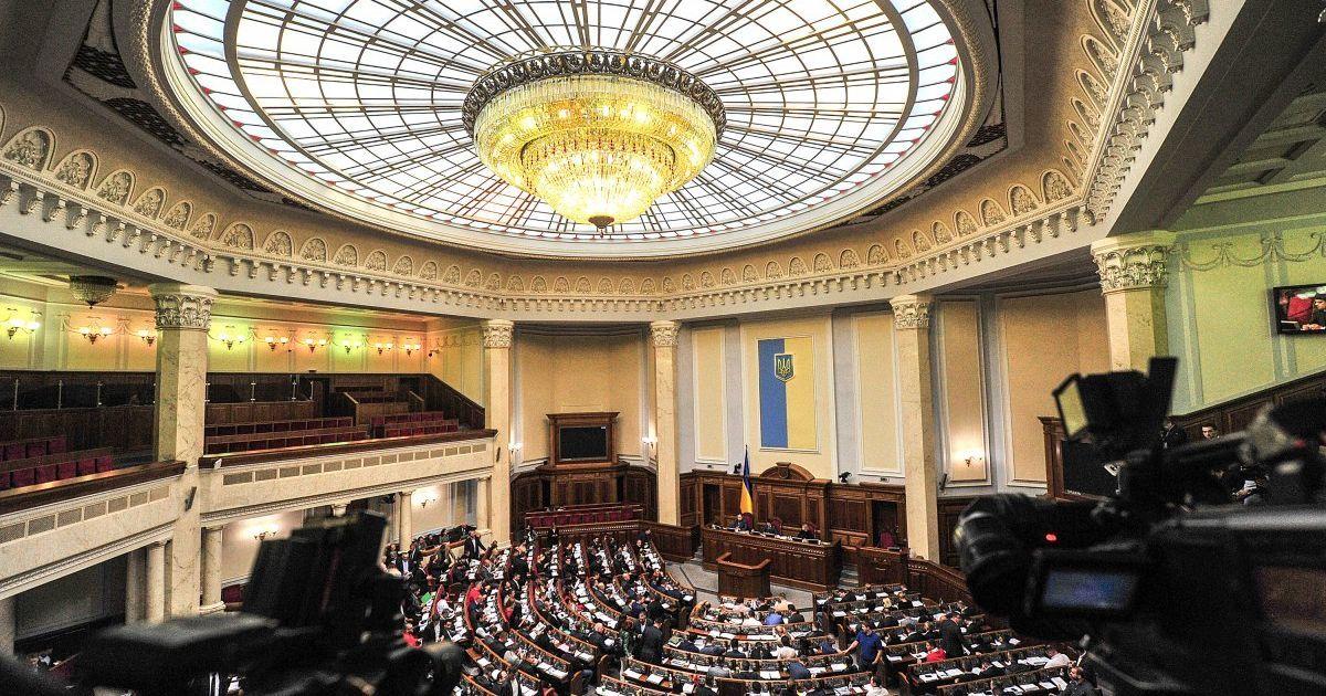 Депутаты проголосовали в первом чтении за новый закон о столице