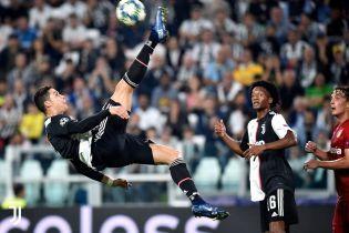 Роналду установил два невероятных рекорда в Лиге чемпионов, опередив Месси и Касильяса