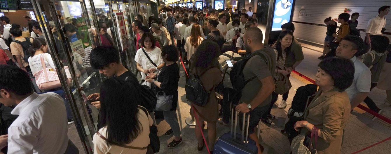 Майже 700 авіарейсів скасували у Південній Кореї через руйнівний тайфун