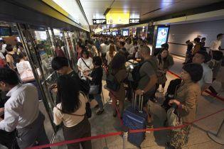 Почти 700 авиарейсов отменили в Южной Корее из-за разрушительного тайфуна