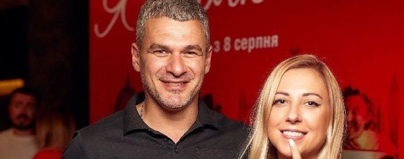 Старша донька Тоні Матвієнко почала жити зі своїм бойфрендом