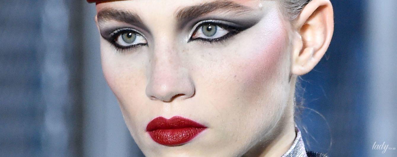 Тенденции макияжа сезона осень-зима 2019-2020