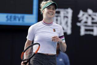 Свитолина в тяжелом матче обыграла американку и пробилась в четвертьфинал турнира в Пекине