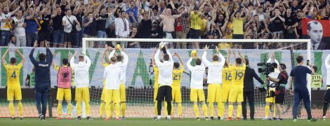 На матчі Україна - Португалія буде аншлаг, гімн виконає всесвітньо відомий колектив