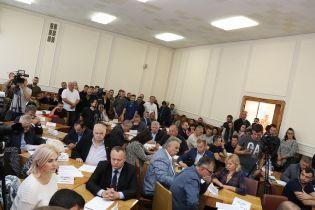 """Два облсовета в официальных обращениях к руководству государства возмутились """"формулой Штайнмайера"""""""