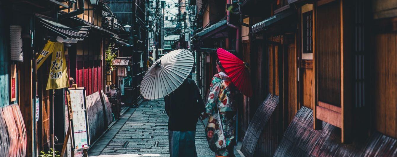 В Киото туристам напомнят об этикете через смартфон