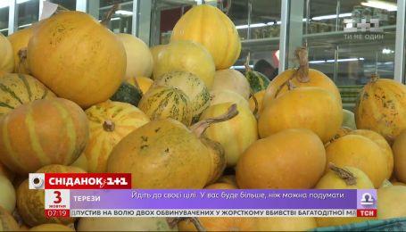 Какие цены на тыкву в этом году и чем полезен осенний овощ