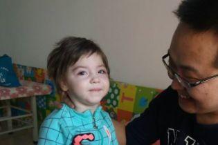 13 тысяч долларов нужны на лечение Вероники