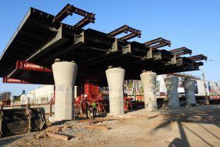 Реконструкция Шулявского путепровода подорожала. Мэр Киева переутвердил проект