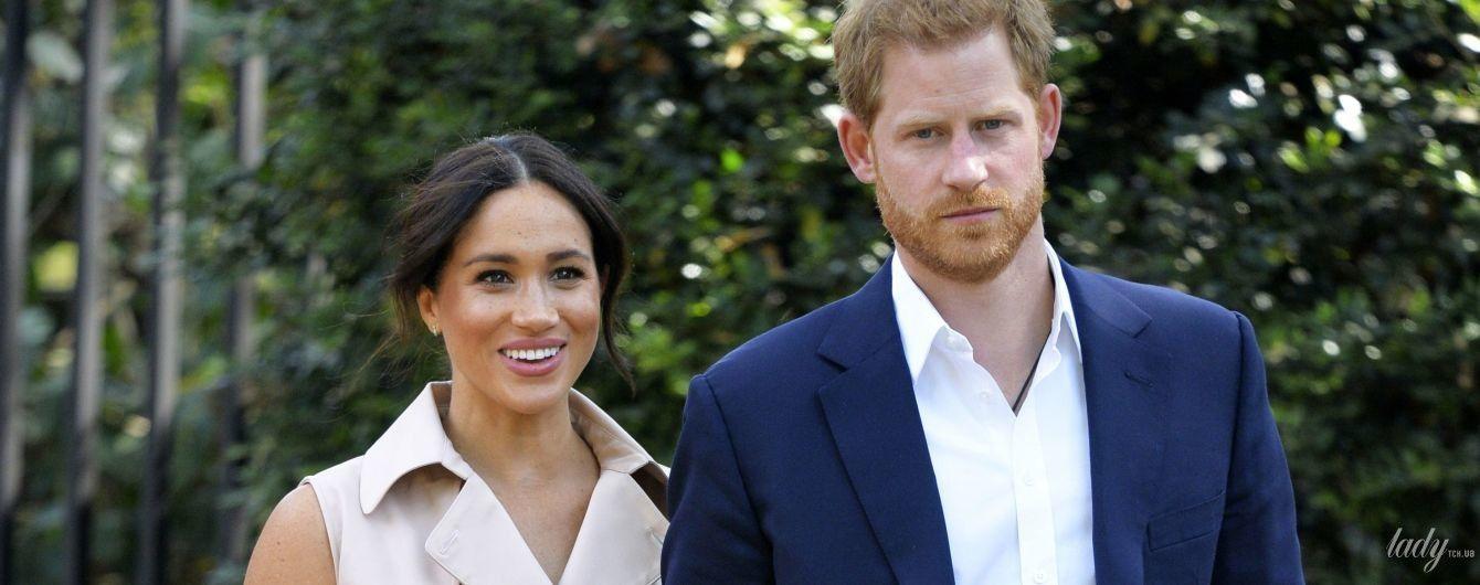 Ходять чутки: герцог і герцогиня Сассекські знову планують переїзд