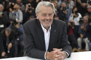 83-летний Ален Делон после перенесенного инсульта возвращается в кино