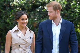 Принц Гарри и Меган завершили свой тур встречей с президентом ЮАР